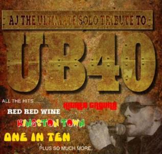 UB40 Tribute 11.05.2019